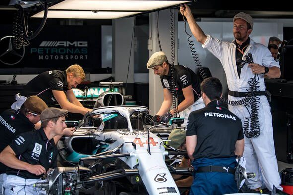 Mercedes F1 Team-photogalery-6