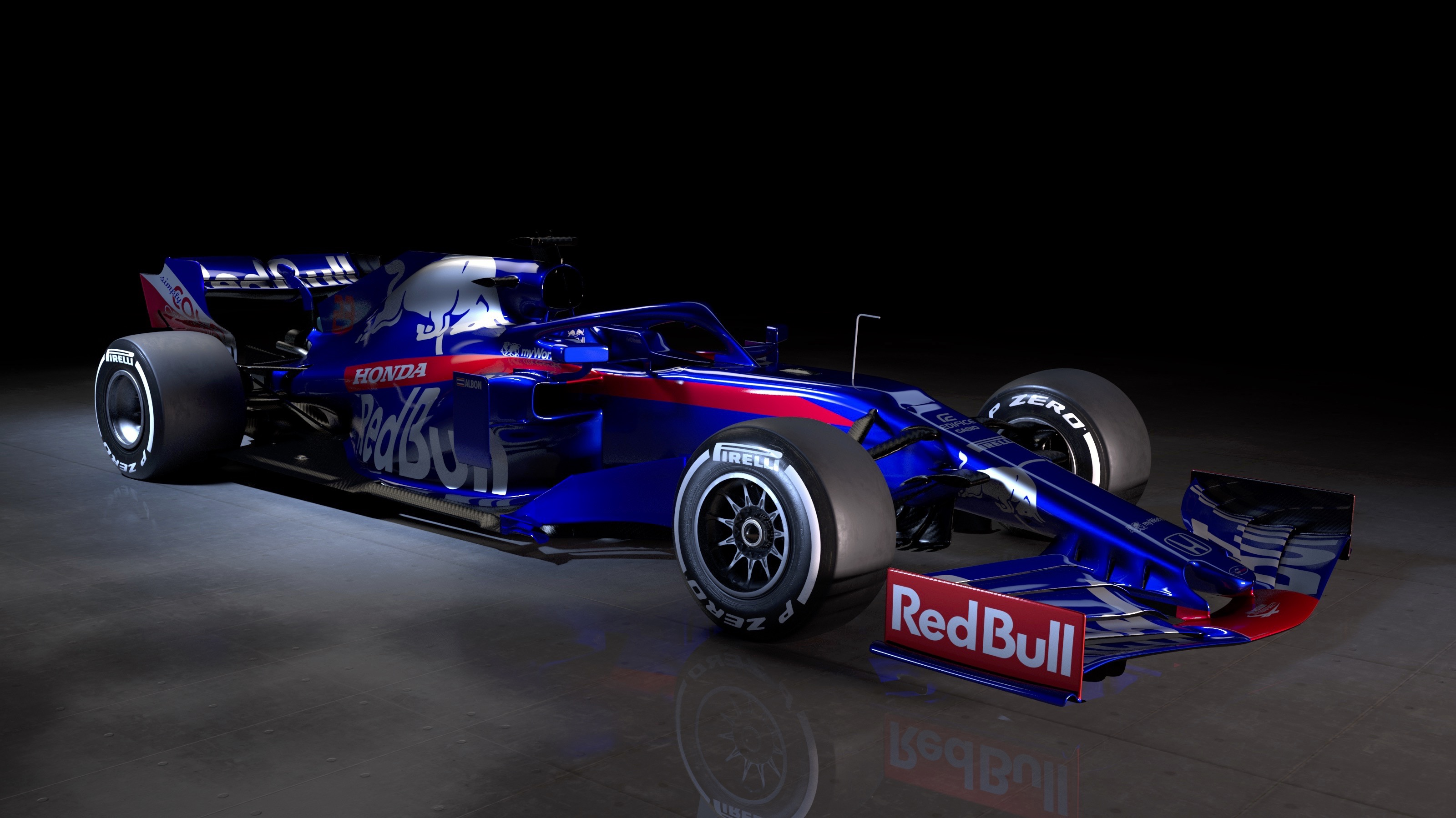 Toro Rosso to change its name to AlphaTauri in 2020