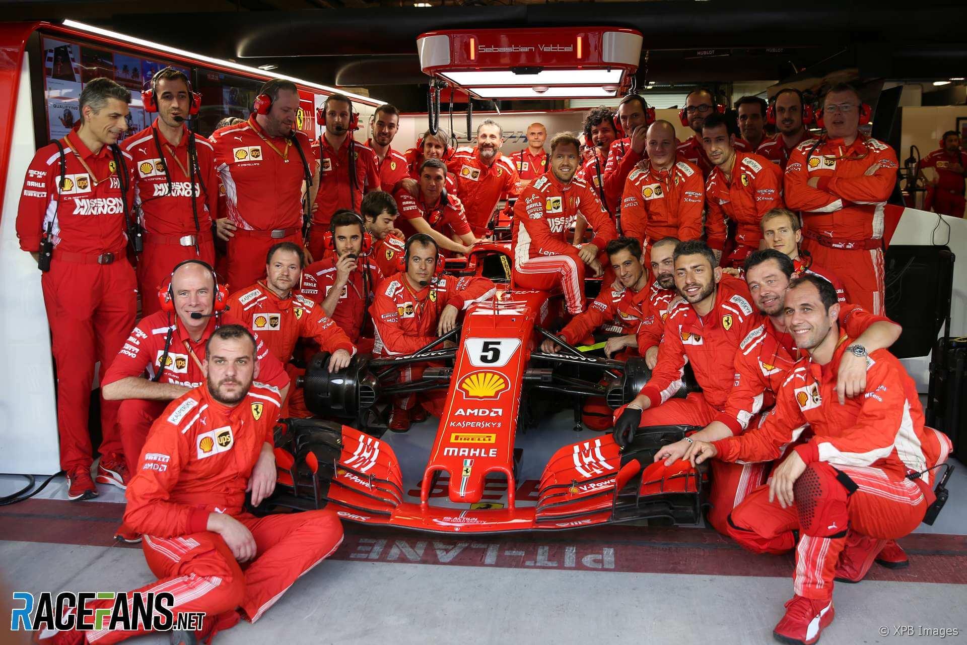 Ferrari F1 Team-photogalery-2