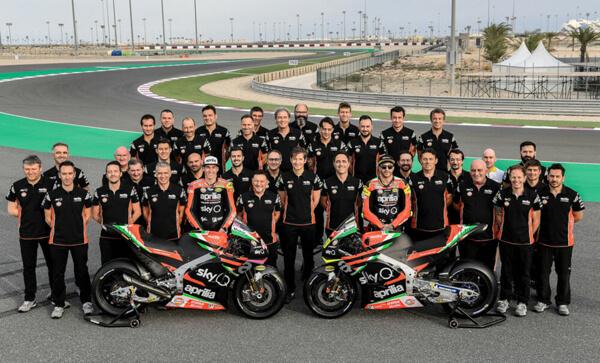 Aprilia Racing Team Gresini-photogalery-1