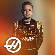 Picture of Kevin Magnussen