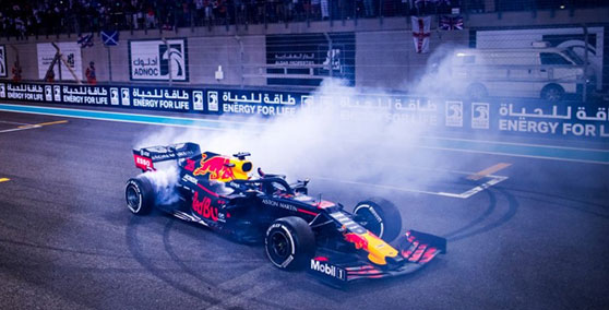 Red Bull Racing F1 Team
