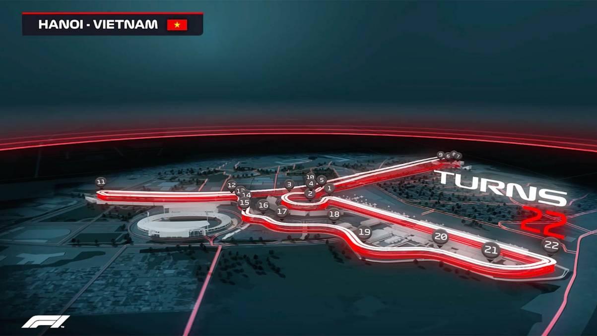 Vietnam F1 Coronavirus: Vietnam GP 2020 Event Cancelled Due To COVID-19