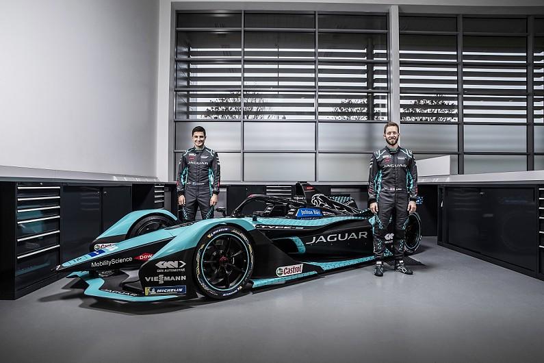Jaguar unveils new Formula E challenger for 2020-21 campaign
