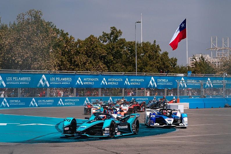 Formula E season-opener Santiago E-Prix postponed amid COVID-19 crisis
