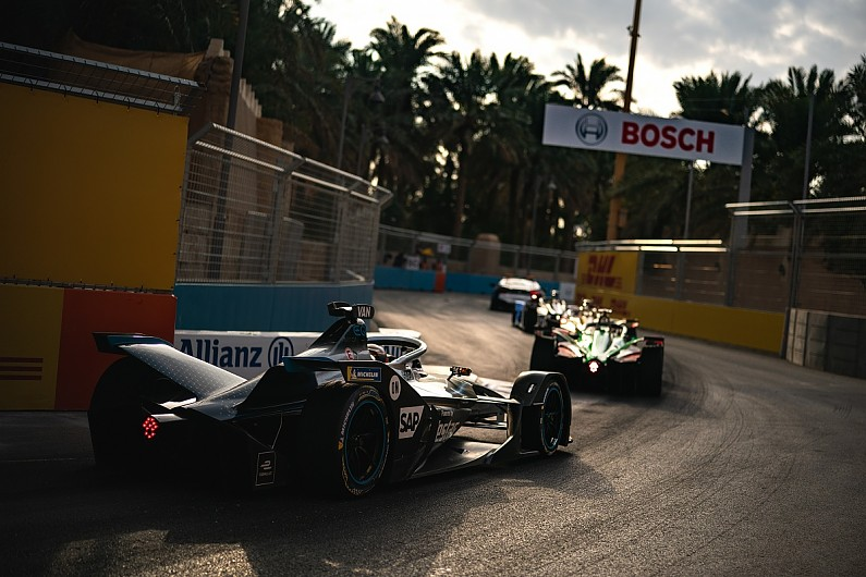 2021 Formula E season to begin with Saudi Arabia night races