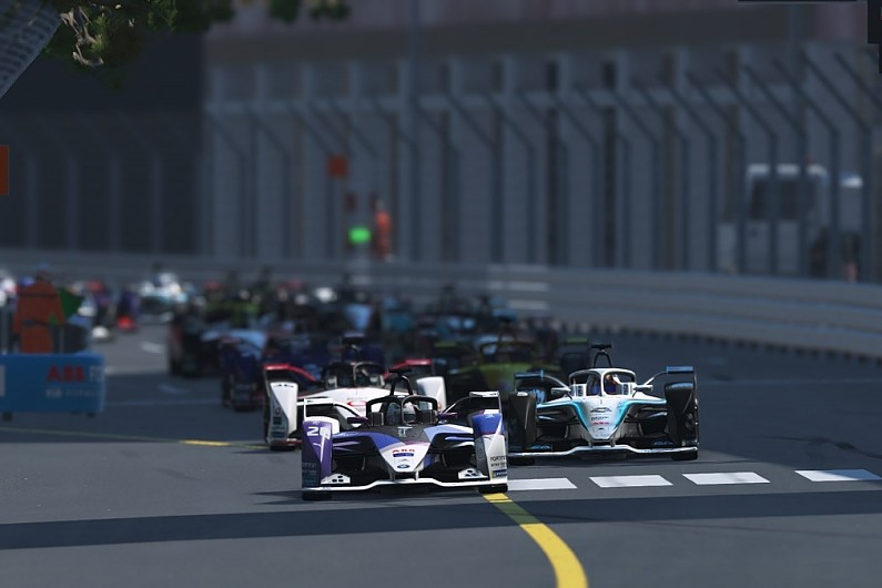 Formula E launches new Accelerate Esports competition