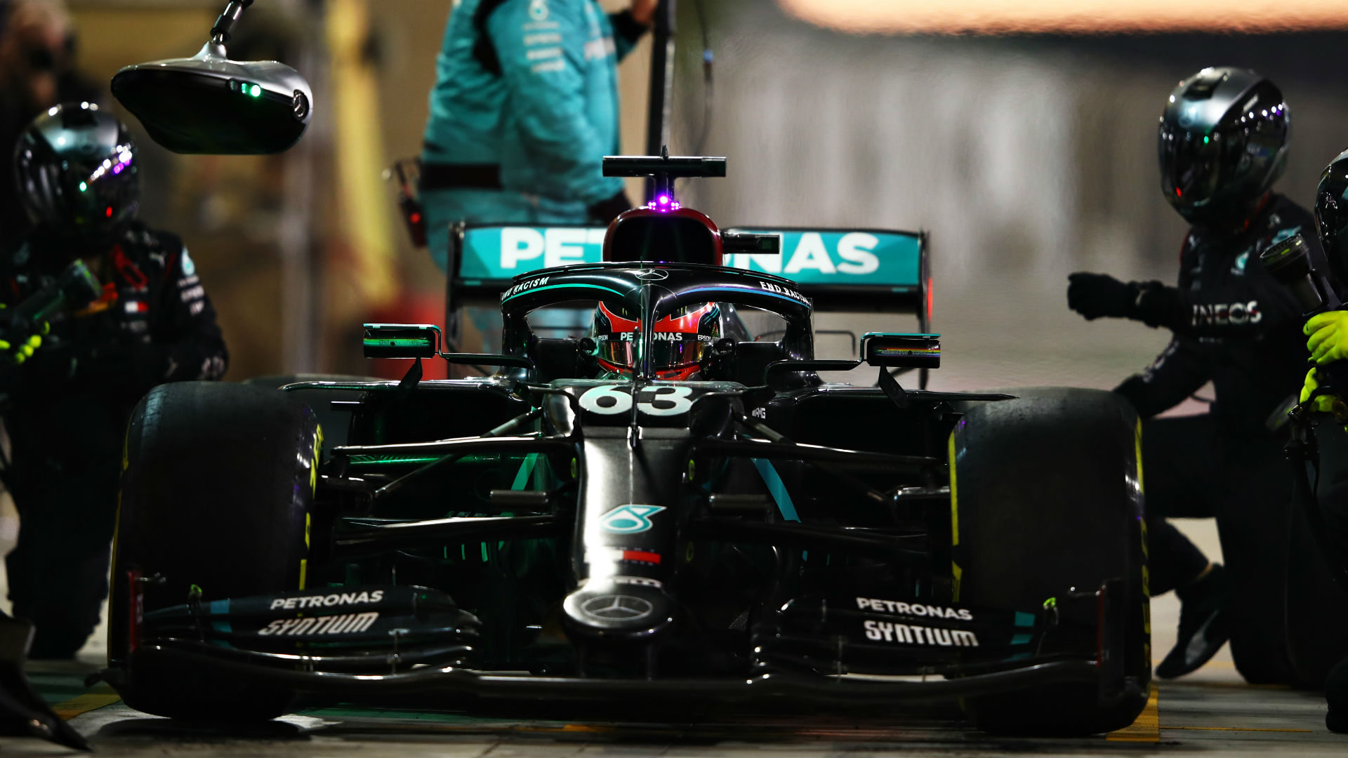 What channel is Formula 1 on today? TV schedule, start time for Abu Dhabi Grand Prix
